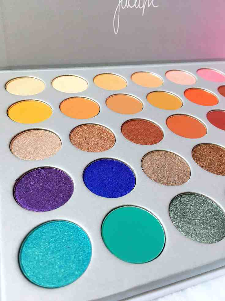 Morphe x Jaclyn Hill Eyeshadow Palette Review