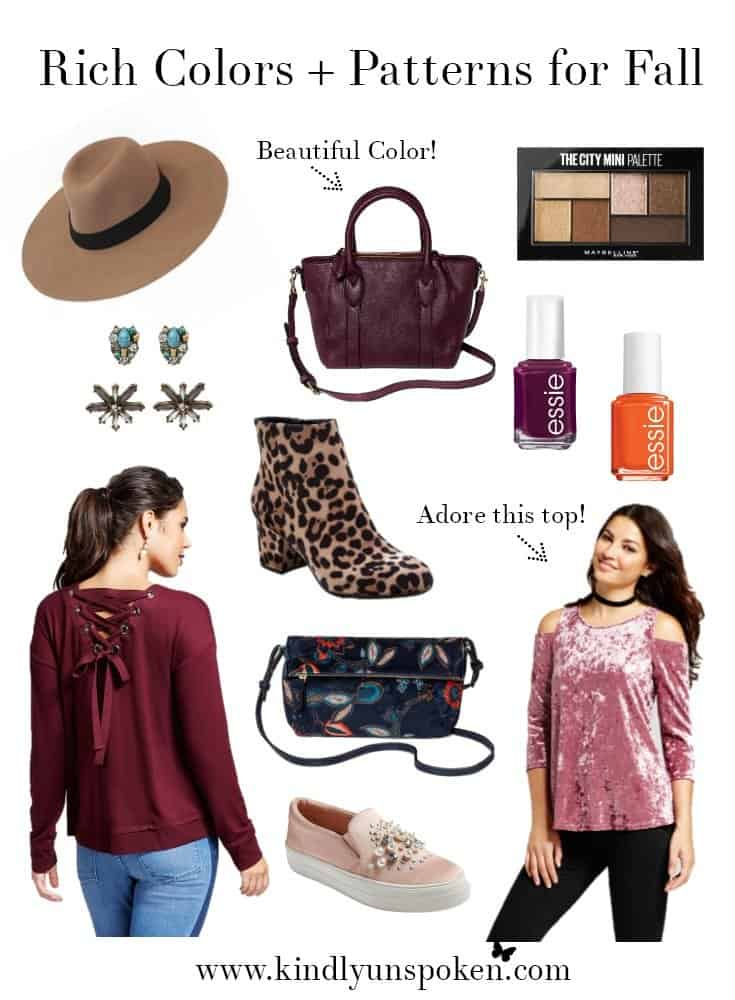 Fall Obsessions at Target- The Cutest Fashion and Home Decor Finds for Fall!
