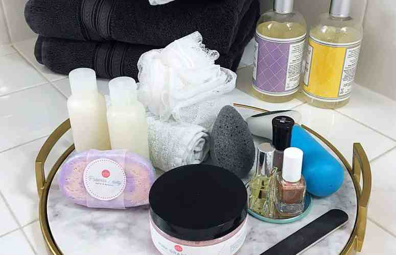 Essentials For A Relaxing Spa Day At Home