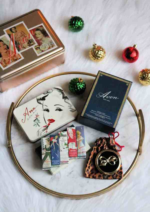 Avon Iconic Once Upon A Holiday Makeup Collection
