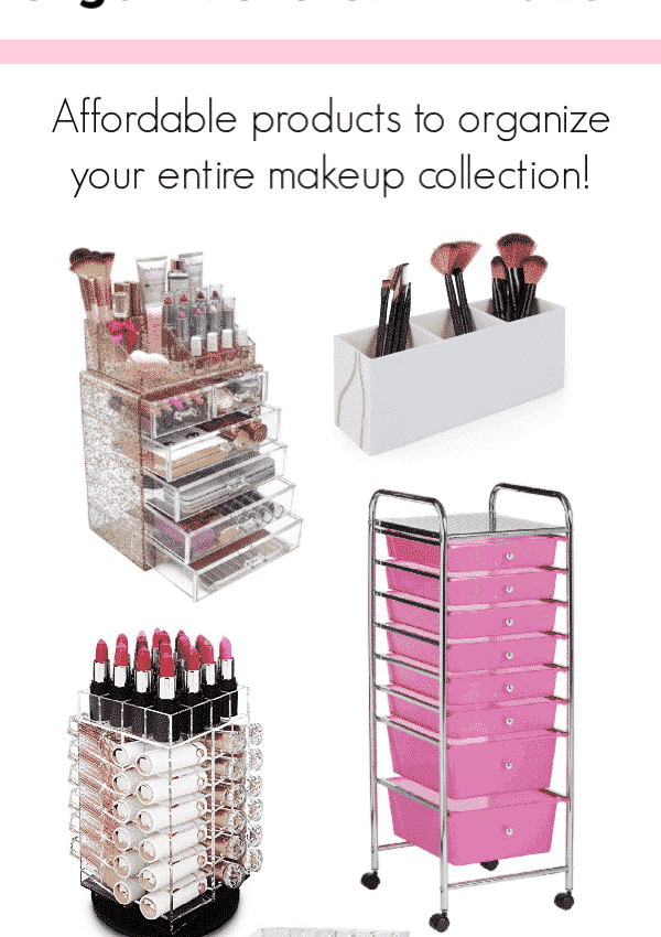 15 Best Makeup Organizers to Buy on Amazon