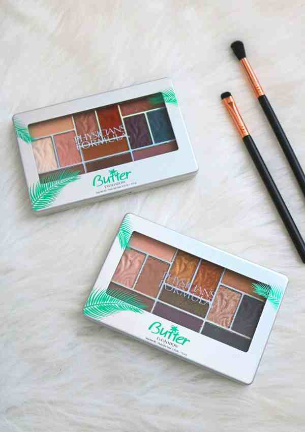 Physicians Formula Butter Eyeshadow Palette Review