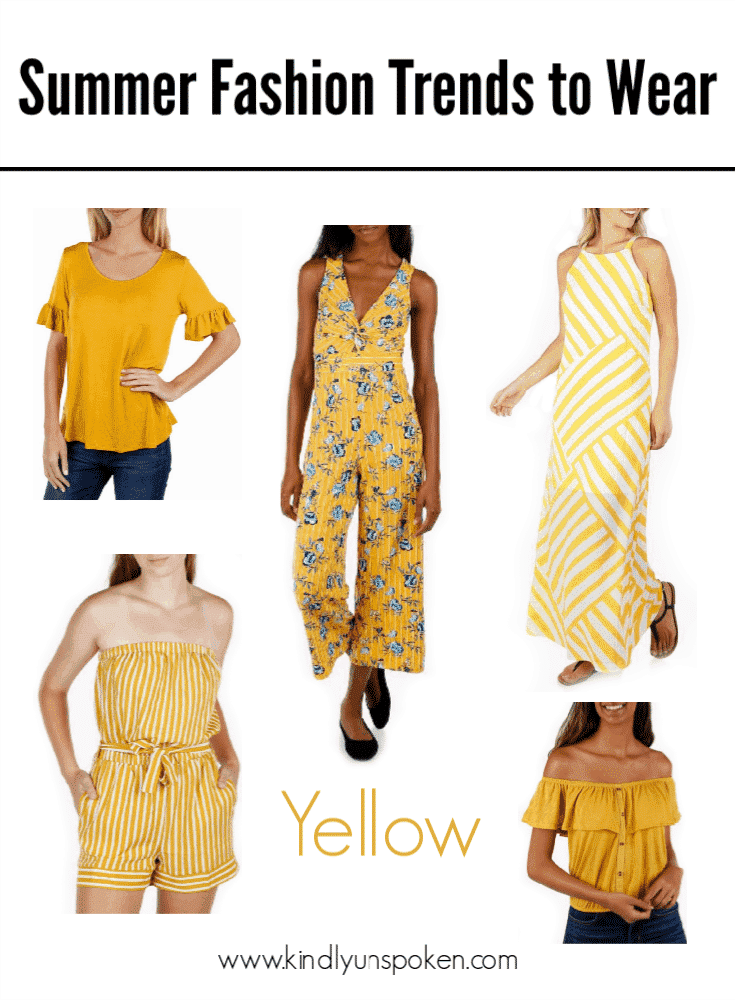 Looking for the latest spring and summer fashion trends? Check out my roundup of Summer 2019 Fashion Trends to Wear including cute and affordable outfit ideas you can find at your local Bealls Outlet! #ad #beallsoutlet #summerfashion #springfashion #cuteoutfits