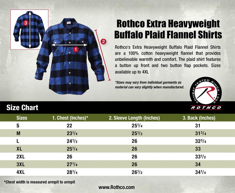 Bildresultat för softshell jacket rothco size chart