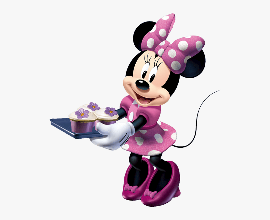 Minnie Mouse Transparent Png Minnie Mouse Birthday Clipart Png Download Kindpng
