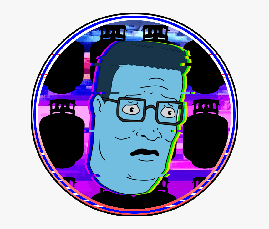 Vaporwave Inspired Profile Picture Png Profile Picture Circle