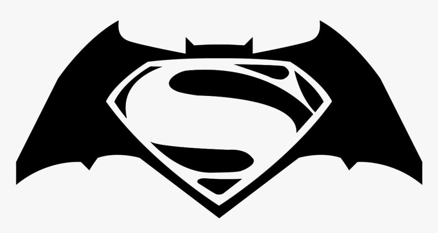 Logo Batman Vs Superman Hd Png Download Kindpng