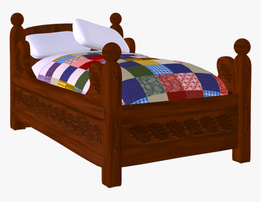 pillow clipart comfy bed bed clipart