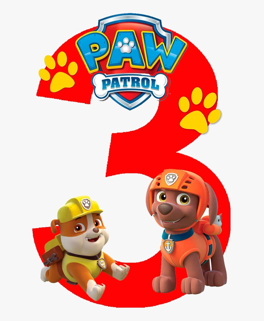 Paw Patrol Birthday Clipart At Free For Personal Transparent Clipart Paw Patrol Png Png Download Kindpng