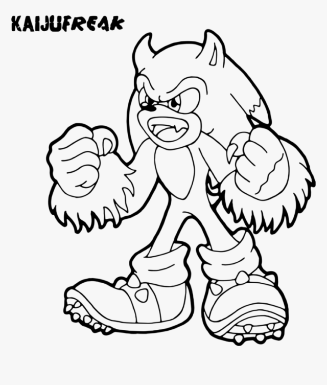 Sonic Lost World Coloring Pages - Silver Sonic Coloring Pages, HD