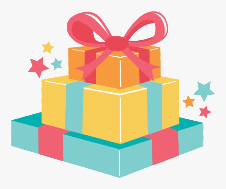 Birthday Gifts Png Transparent Image Present Clipart Png Png Download Kindpng