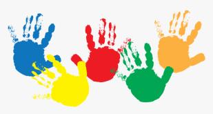 Image result for handprint png