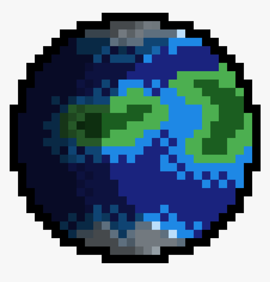 Twitter Icon Pixel Art Hd Png Download Kindpng