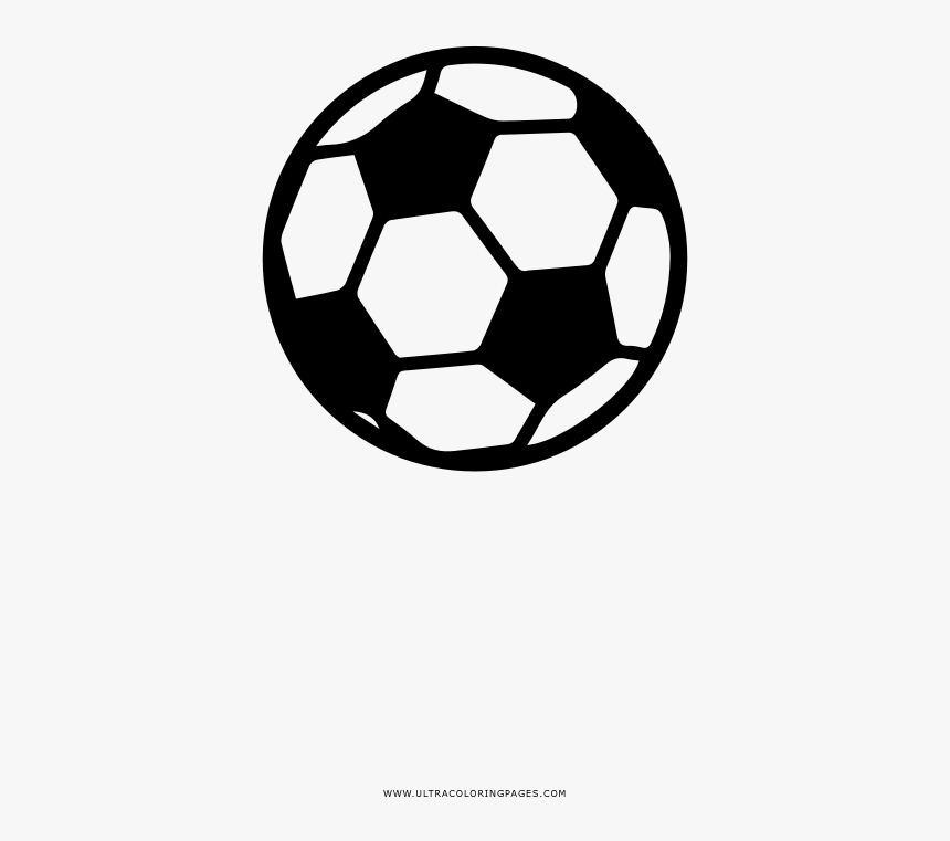 Soccer Ball Coloring Page Sport And Recreation Png Transparent Png Kindpng