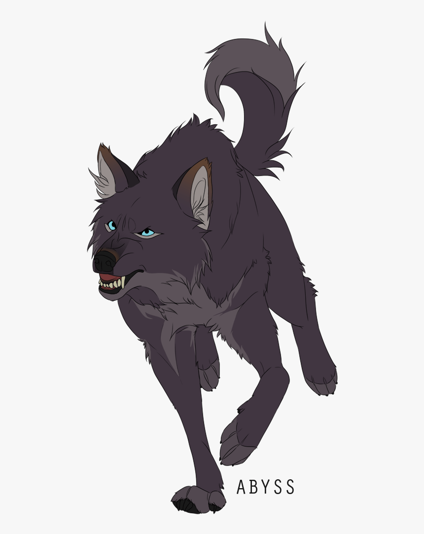 Werewolf Png Drawing Anime Wolf Drawing Cartoon Transparent Png Kindpng