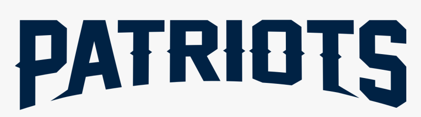 Download New England Patriots Logo Svg, HD Png Download - kindpng