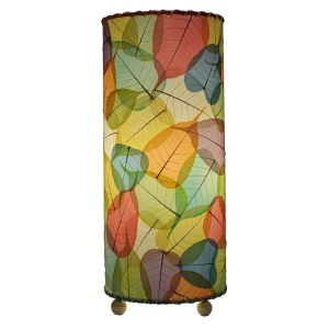 Banyan Leaf Lamp – Rainbow