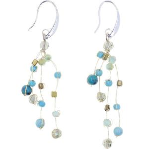 Float Earrings – Turquoise