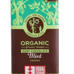 DARK CHOCOLATE BAR – MINT