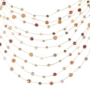 Float Necklace – Amber