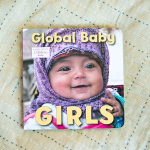 BOOK GLOBAL BABY GIRLS