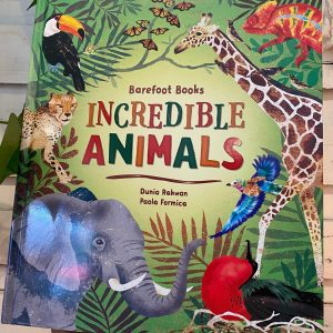INCREDIBLE ANIMALS BOOK