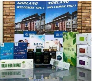 Norland products with their functions