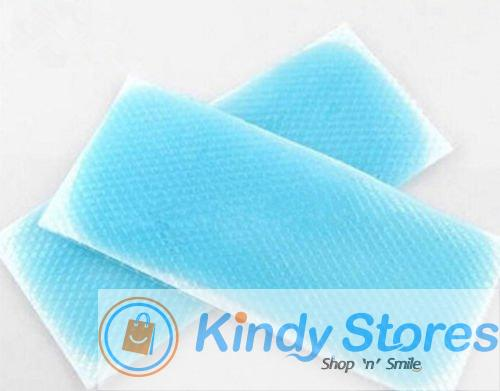 Cooling Gel Patch for Fever and Headache