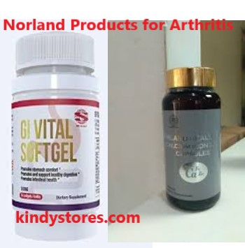 Norland Products for Arthritis