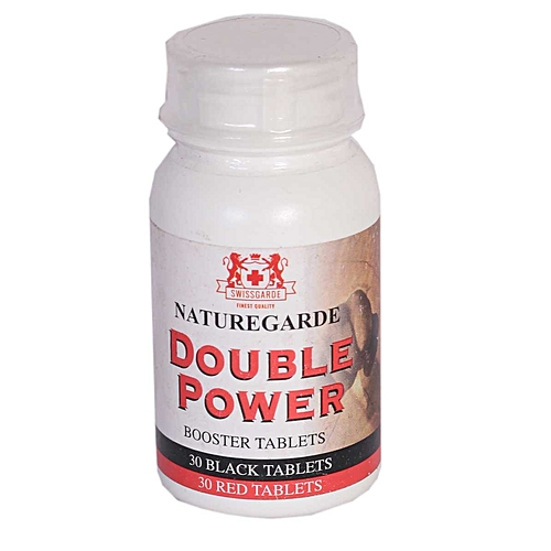 Swiss Garde Double Power (Corrects Erectile Dysfunction, boost Stamina, boost Libido)