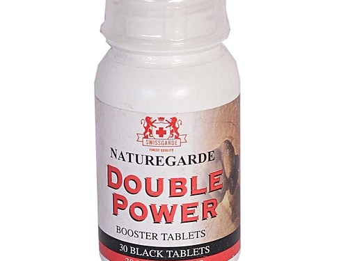 Swiss Garde Double Power Tablets