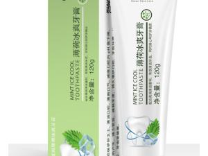 Carich Mint Ice Cool Toothpaste