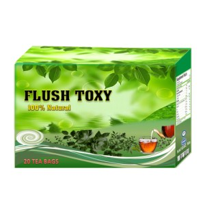 Nuevergold Flush Toxy Tea