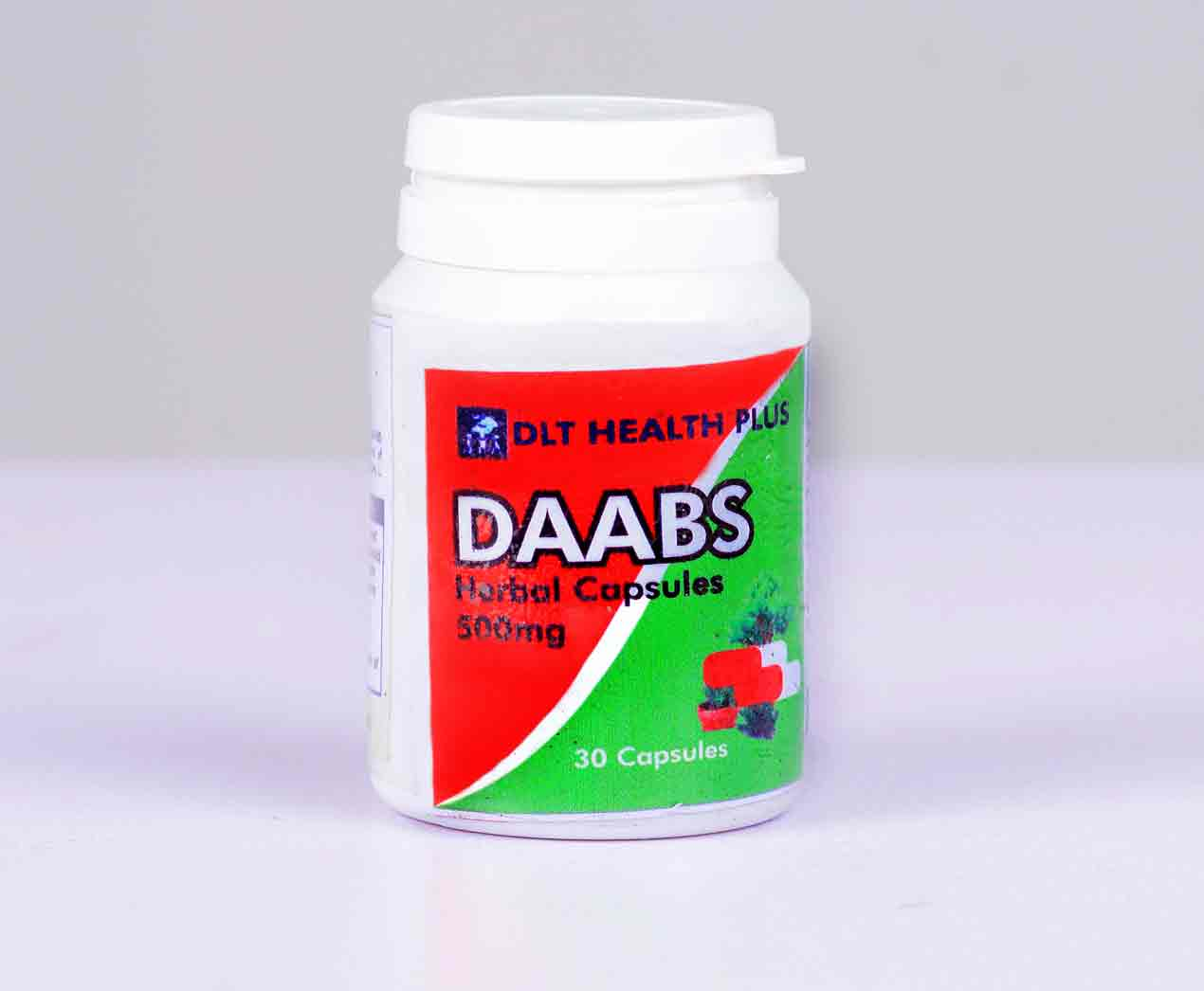 DLT HEALTH PLUS DAABS Herbal Capsule