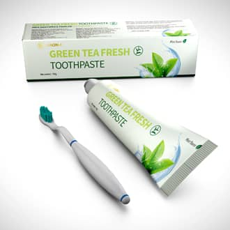 Green Tea Fresh Toothpaste