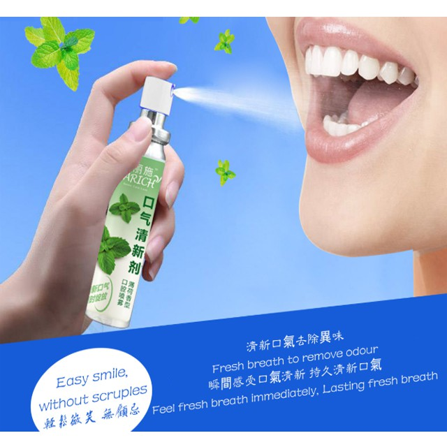 Carich Mouth Freshener