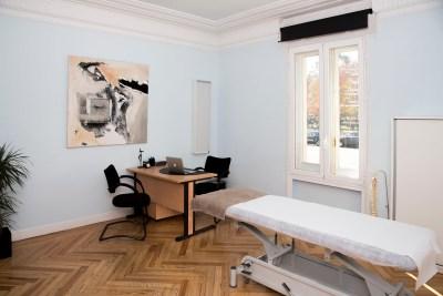 Sala de tratamiento 2- escuela oficial de kinesiologia holistica