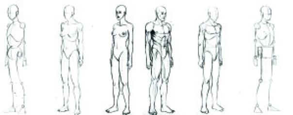 stress postura equilibrio