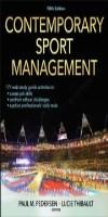 9781450469654--Contemporary Sport Management-5th Edition With Web Study Guide(现代运动管理-网络资源第五版)