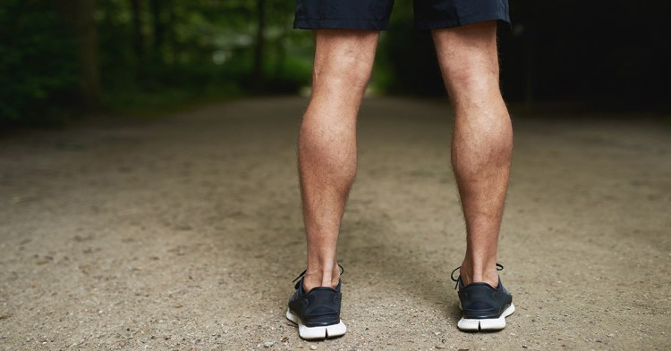 Exercises for calf injuries