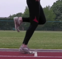 Calf Conditioning Drill for Midfoot and Forefoot Running