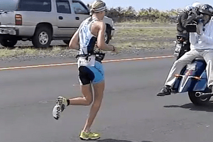 Kona 2011: Running Technique Footage