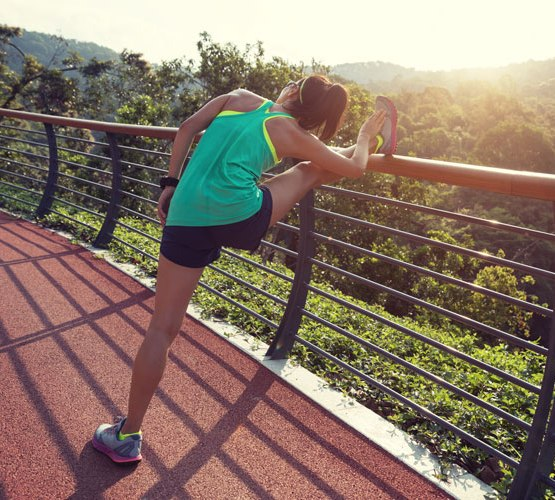 Running with Hypermobility