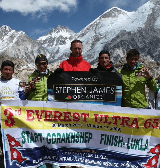 Mount Everest Ultra Marathon – Ten Tips