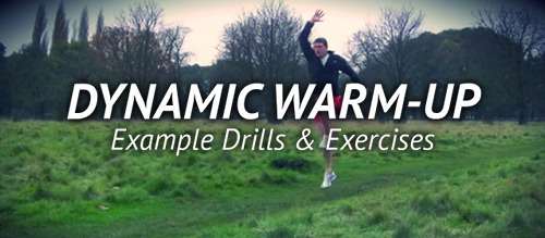 Dynamic Warm-Up for Running: Video Examples