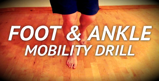 Foot & Ankle Mobility Drill for Runners