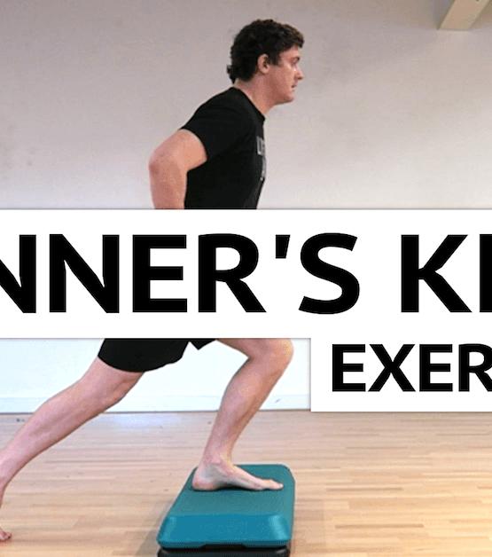 Runner's Knee Exercises: 10 Minute Rehab Routine