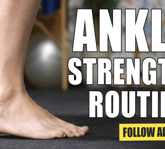 10-Minute Ankle Strengthening Routine for Runners