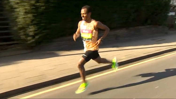 Kenenisa Bekele Running Analysis