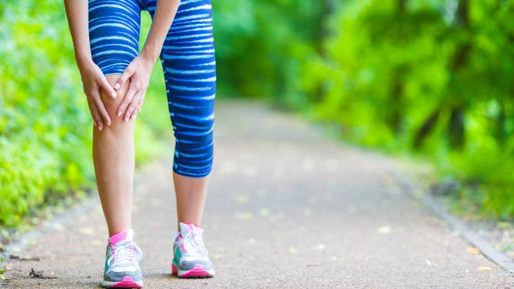 How to prevent knee pain when running